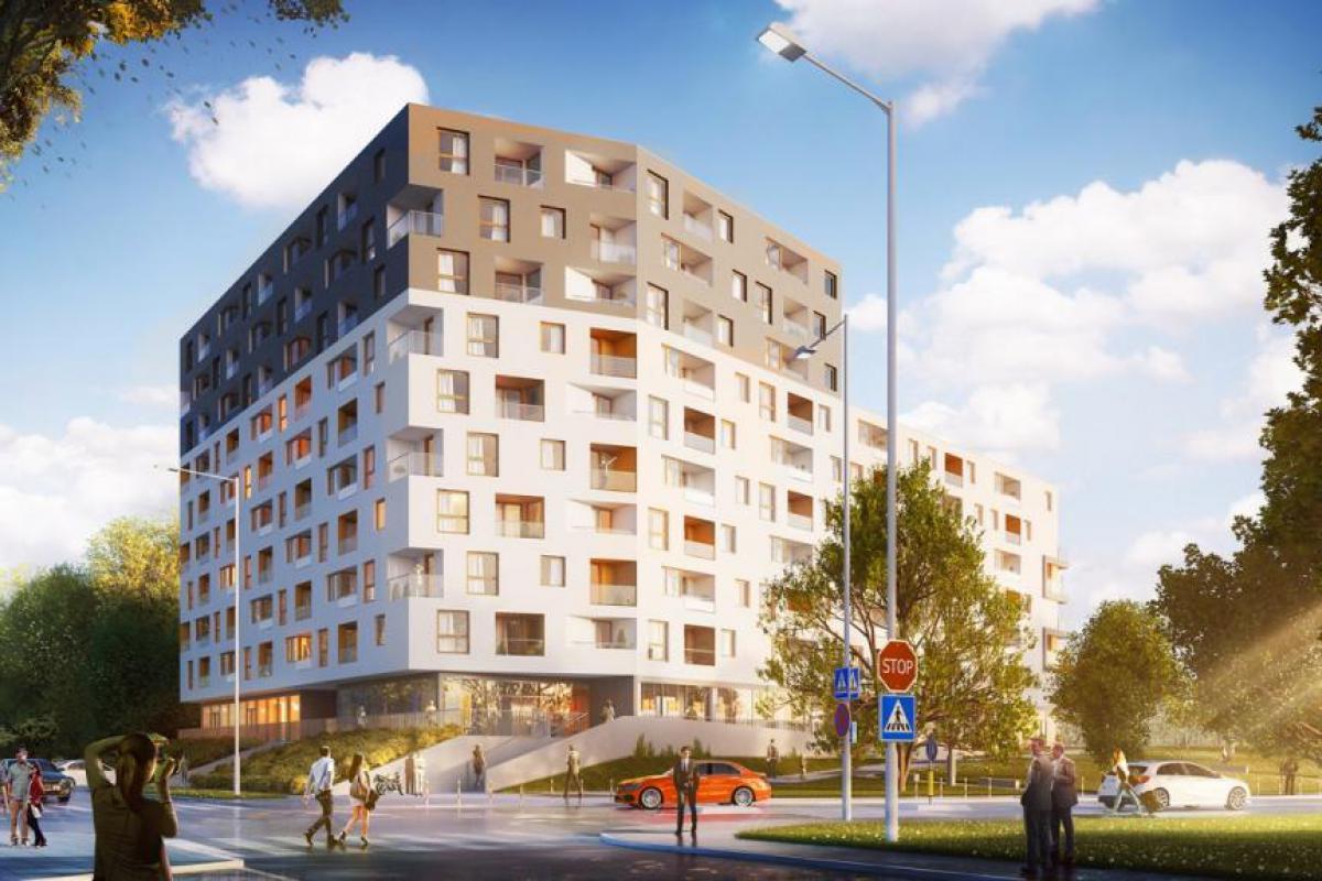 5 Dzielnica - Kraków, Krowodrza, ul. Wrocławska, LC Corp S.A. - zdjęcie 2