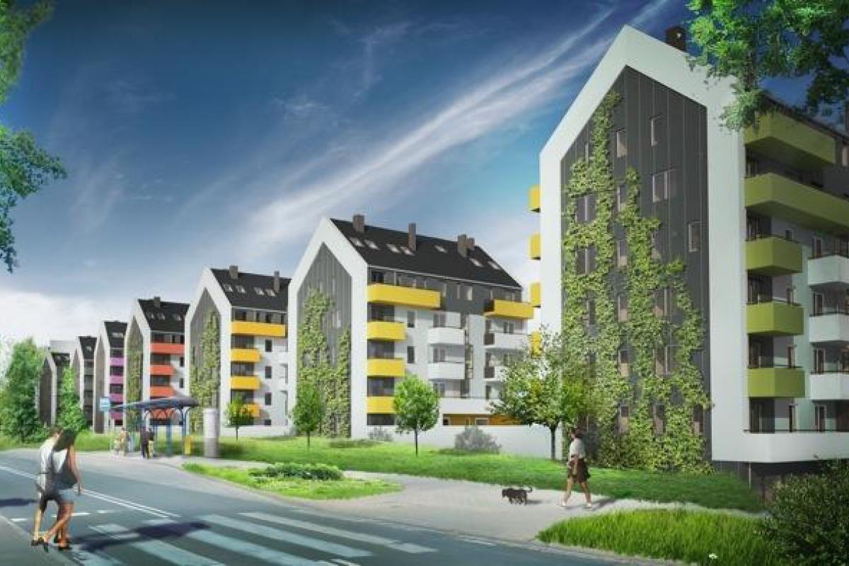 Zielone Stabłowice - Wrocław, ul. Główna, Grupa PROFIT Development S.A. - zdjęcie 1