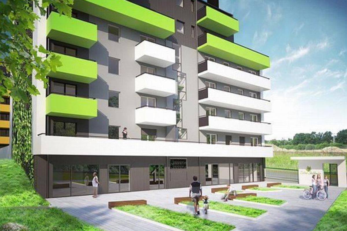 Zielone Stabłowice - Wrocław, ul. Główna, Grupa PROFIT Development S.A. - zdjęcie 2