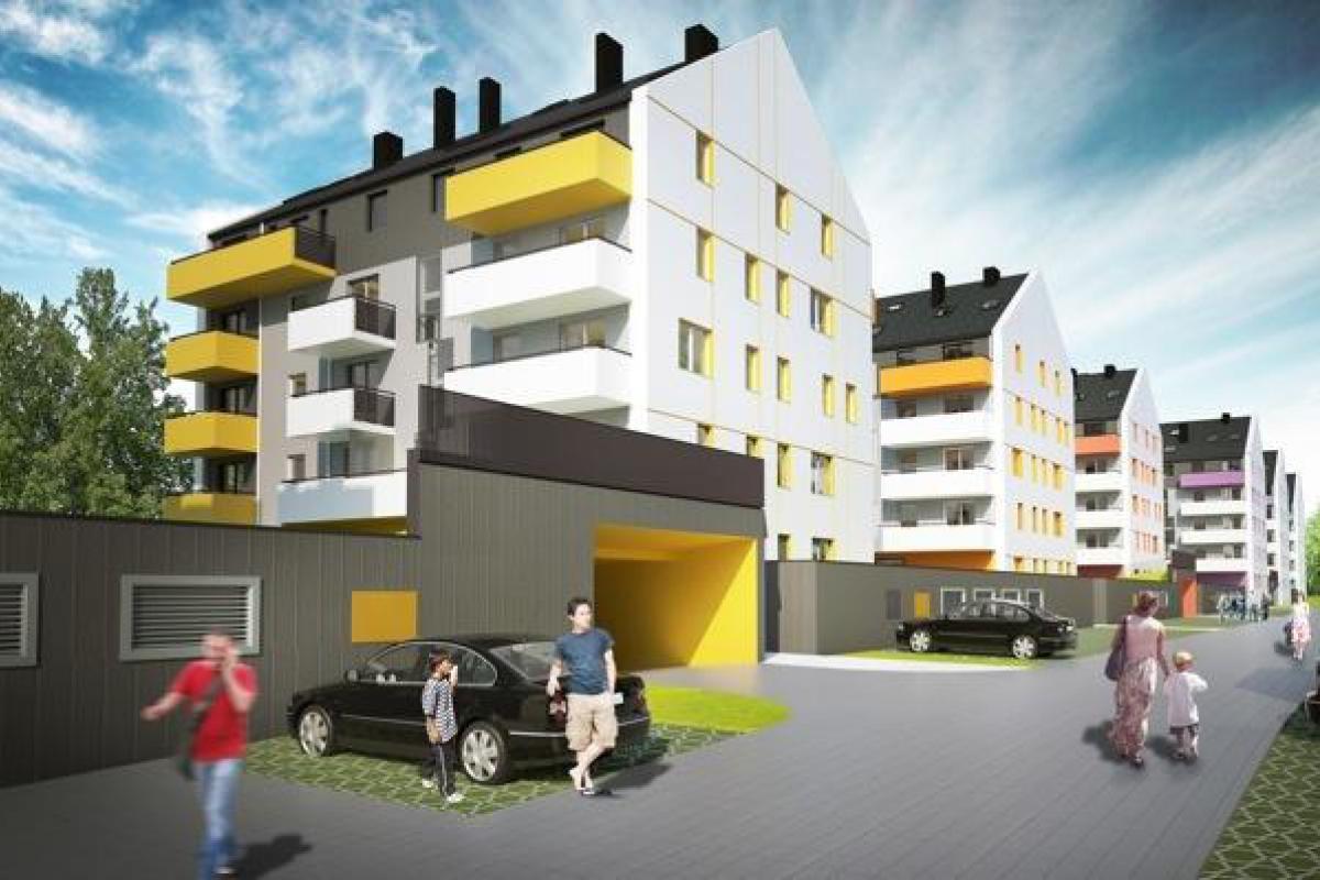 Zielone Stabłowice - Wrocław, ul. Główna, Grupa PROFIT Development S.A. - zdjęcie 3
