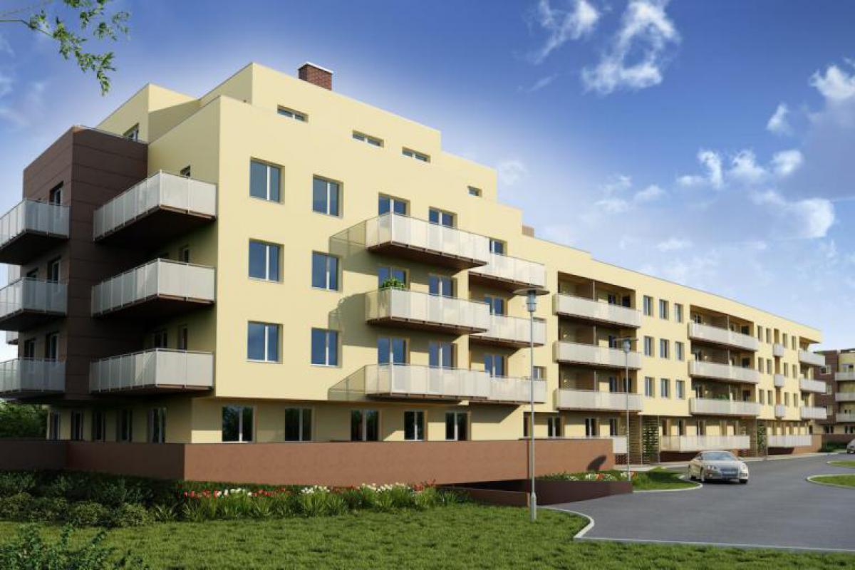 Jutrzenki II - Wrocław, Klecina, ul. Jutrzenki, Wrocławskie Przedsiębiorstwo Budowlane Sp. z o.o. - zdjęcie 2
