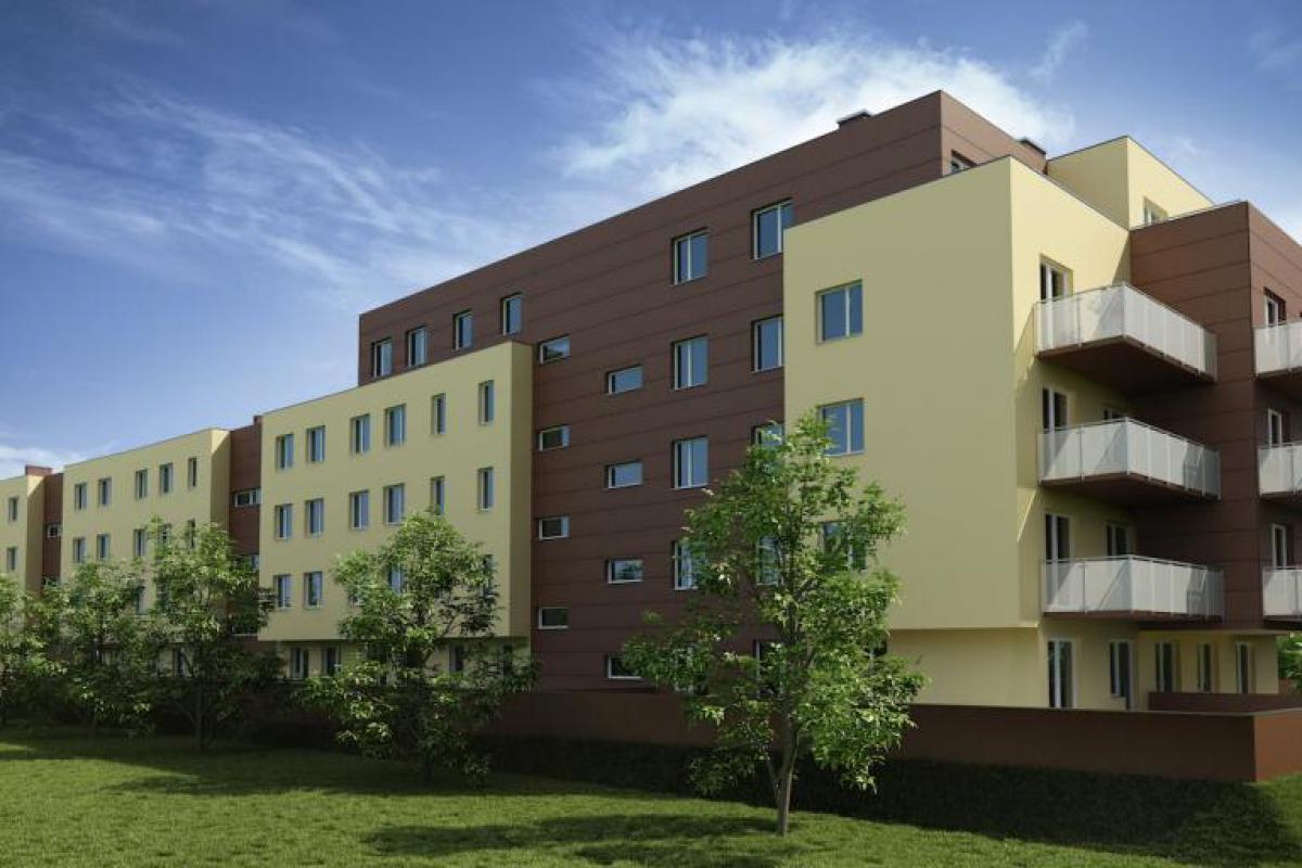 Jutrzenki II - Wrocław, Klecina, ul. Jutrzenki, Wrocławskie Przedsiębiorstwo Budowlane Sp. z o.o. - zdjęcie 3