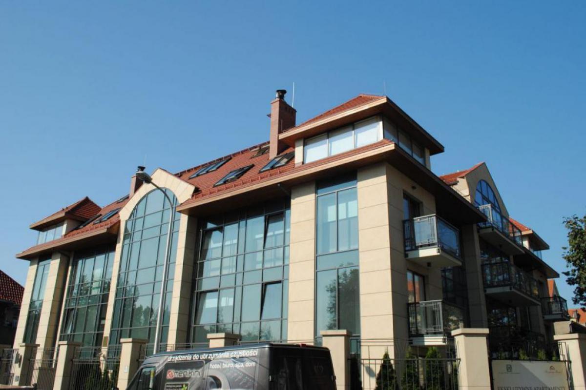 Rezydencja Borek - Wrocław, Grabiszyn, ul. Saperów 18, Grupa PROFIT Development S.A. - zdjęcie 1