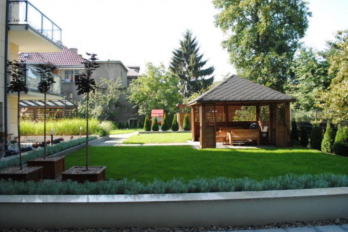 Rezydencja Borek - Wrocław, Grabiszyn, ul. Saperów 18, Grupa PROFIT Development S.A. - zdjęcie 3