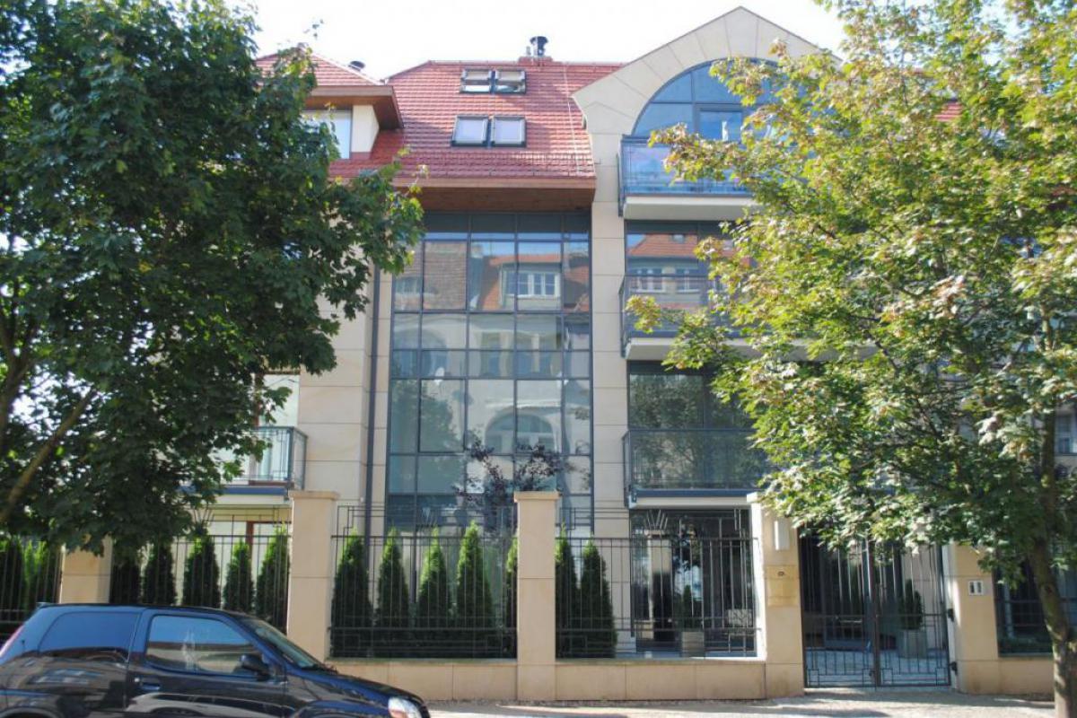 Rezydencja Borek - Wrocław, Grabiszyn, ul. Saperów 18, Grupa PROFIT Development S.A. - zdjęcie 2