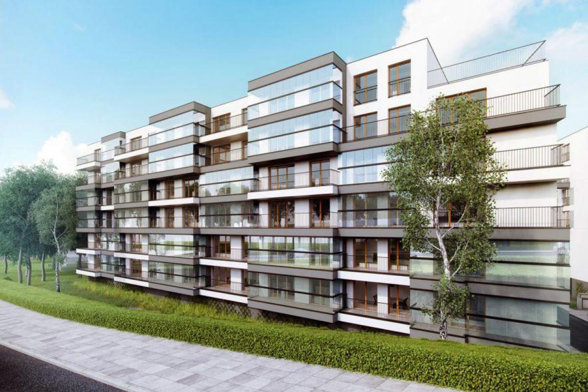 Bajeczna Apartamenty - Kraków, ul. Bajeczna, Atal S.A. - zdjęcie 1