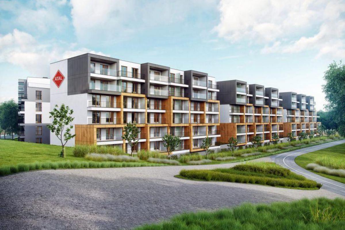 Bajeczna Apartamenty - Kraków, ul. Bajeczna, Atal S.A. - zdjęcie 2