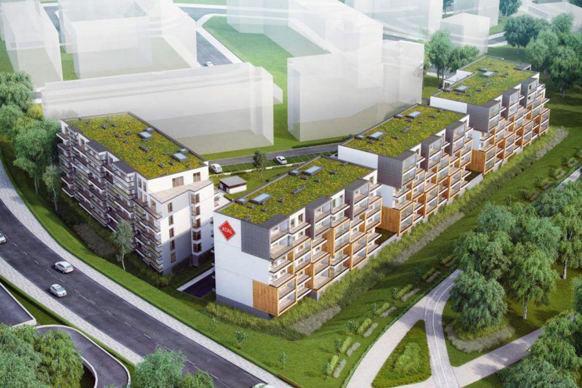 Bajeczna Apartamenty - Kraków, ul. Bajeczna, Atal S.A. - zdjęcie 3