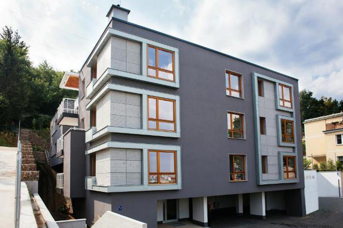Apartamenty Gdynia ul.Falista 16 -  - inwestycja wyprzedana - Gdynia, Działki Leśne, ul. Falista 16, Pomorskie Domy - zdjęcie 1