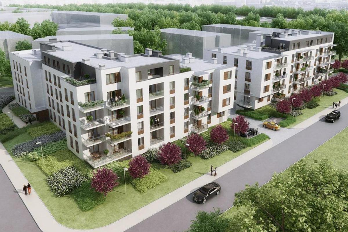 Villa Alouette - Wrocław, Grabiszyn, ul. Rymarska, Bouygues Immobilier Polska Sp. z o.o. - zdjęcie 1