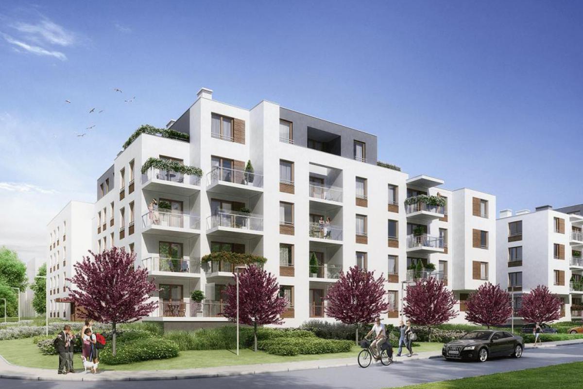 Villa Alouette - Wrocław, Grabiszyn, ul. Rymarska, Bouygues Immobilier Polska Sp. z o.o. - zdjęcie 2