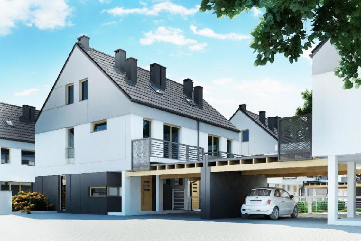 Osiedle Familia - Wrocław, Maślice, ul. Łomżyńska / Ciechanowska / Nałęczowska, Centre of Trade Estate S.A. - zdjęcie 3