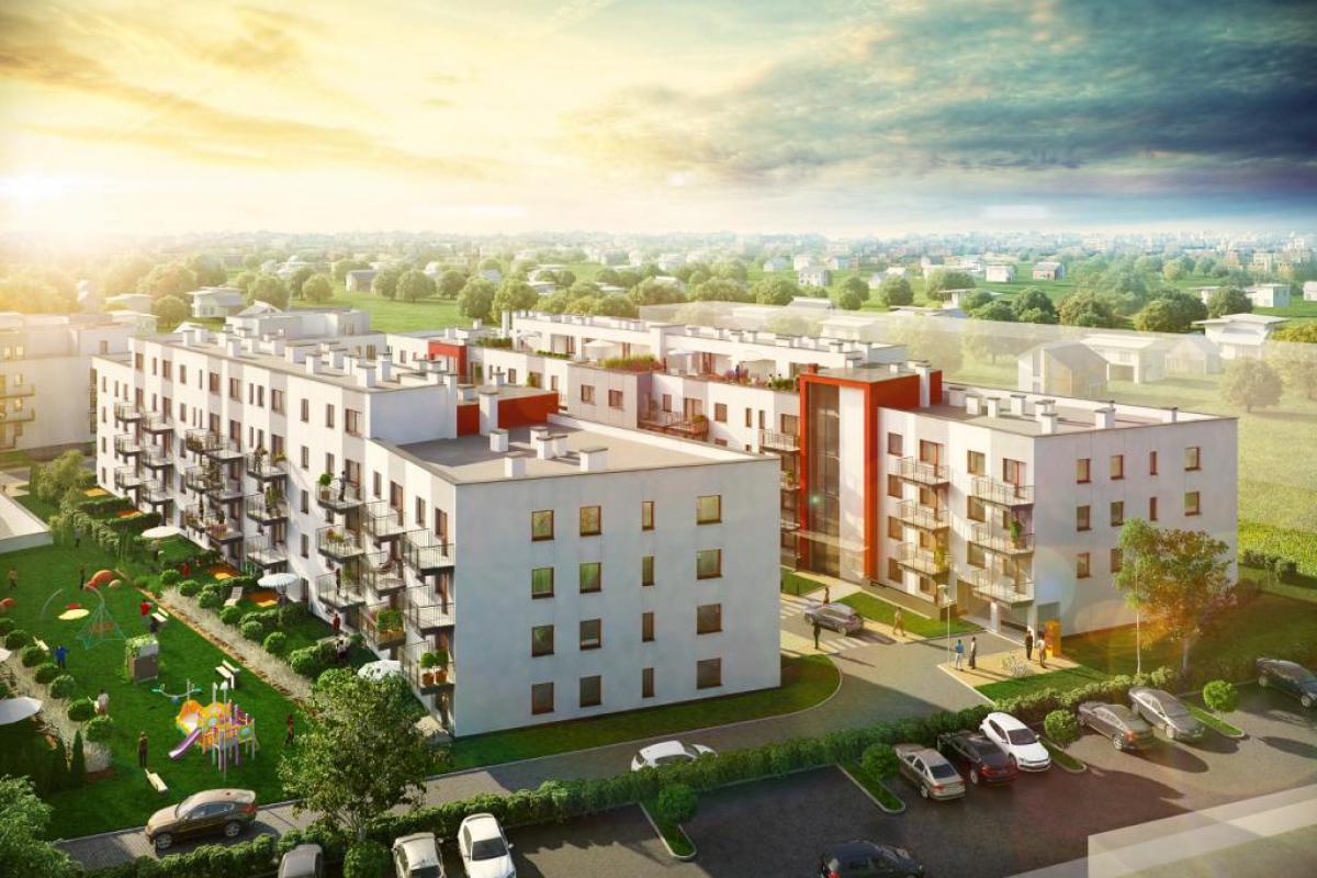 Osiedle Vitalia - Wrocław, Klecina, ul. Ogórkowa, Ronson Development - zdjęcie 3