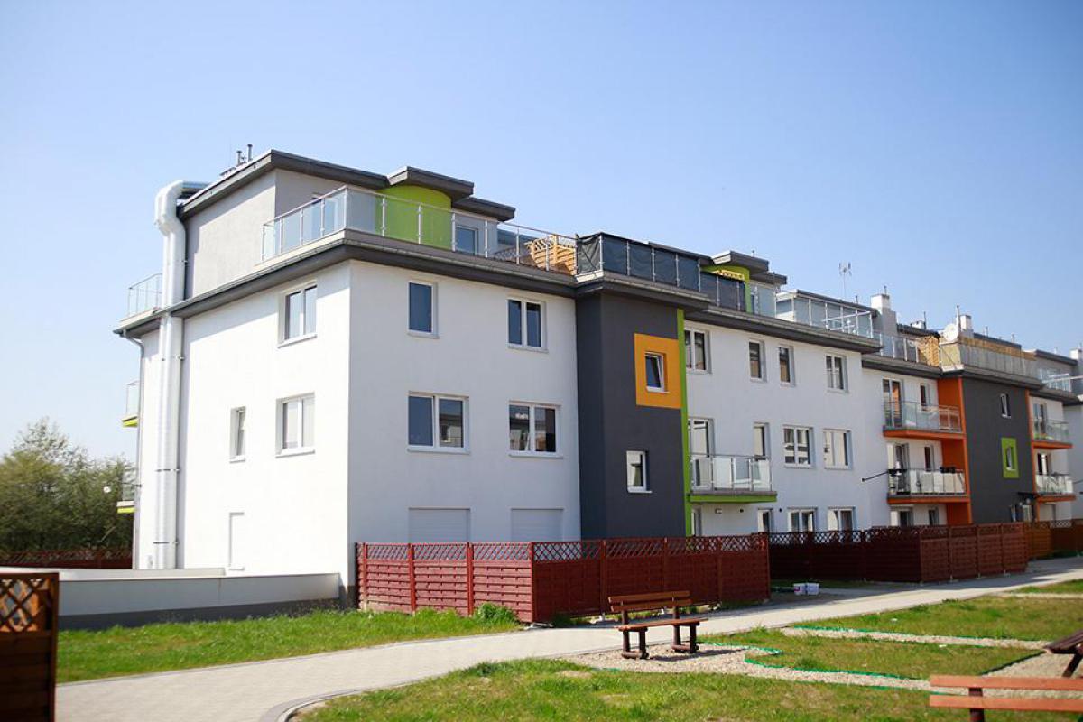 Osiedle Cynamonowe - Wrocław, Lipa Piotrowska, ul. Cynamonowa, MARBUD Deweloper Sp. z o.o. Sp.k. - zdjęcie 3