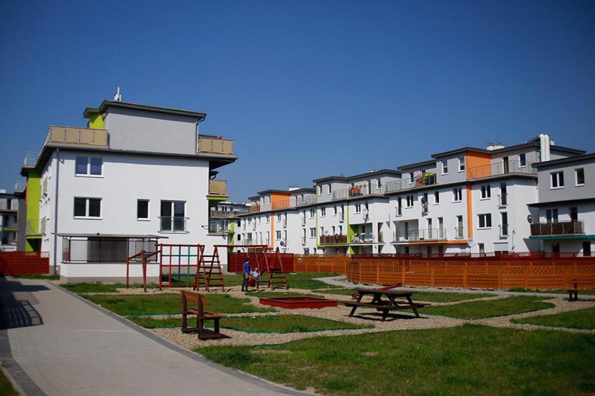 Osiedle Cynamonowe - Wrocław, Lipa Piotrowska, ul. Cynamonowa, MARBUD Deweloper Sp. z o.o. Sp.k. - zdjęcie 5
