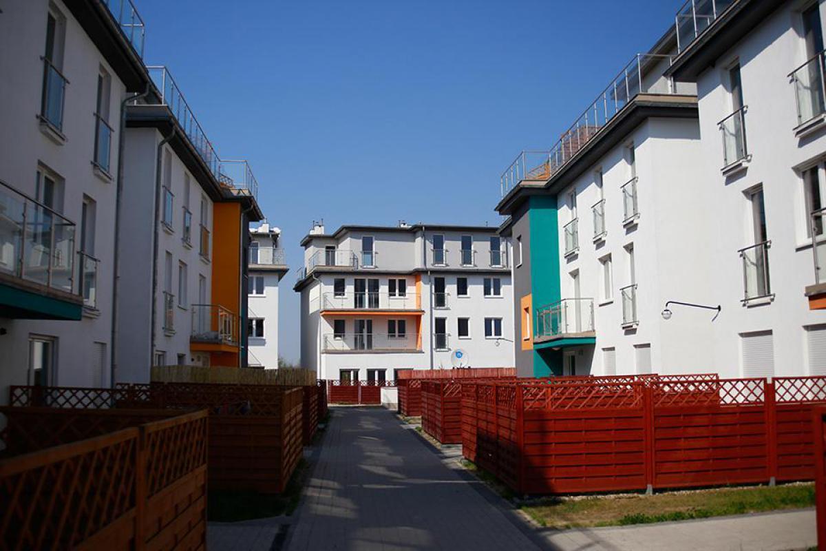 Osiedle Cynamonowe - Wrocław, Lipa Piotrowska, ul. Cynamonowa, MARBUD Deweloper Sp. z o.o. Sp.k. - zdjęcie 12