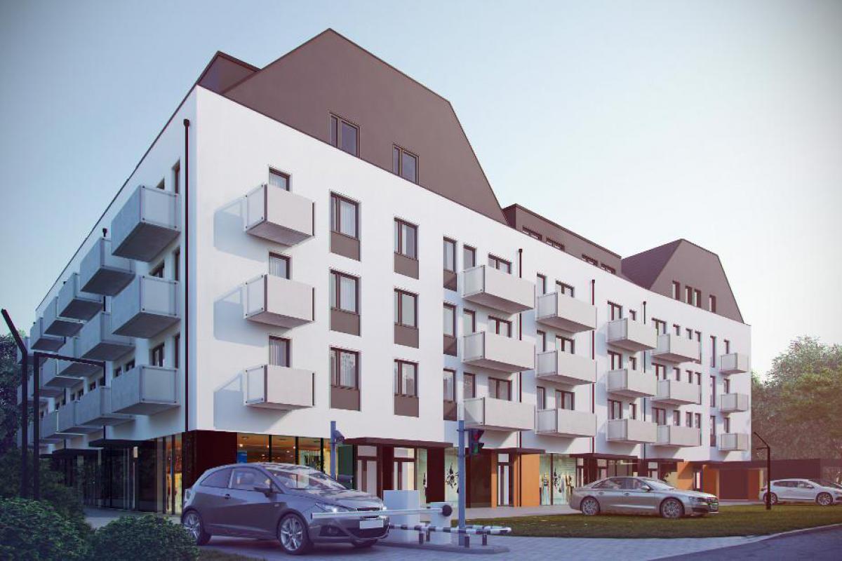 Przy Rondzie - Wrocław, Klecina, ul.Wałbrzyska 35/37, Otis Development - zdjęcie 1