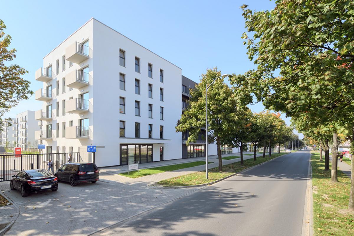 Osiedle Przylesie Marcelin - Poznań, Junikowo, ul. Jeleniogórska 1/3B, 1/3E, Archicom S.A. - zdjęcie 1