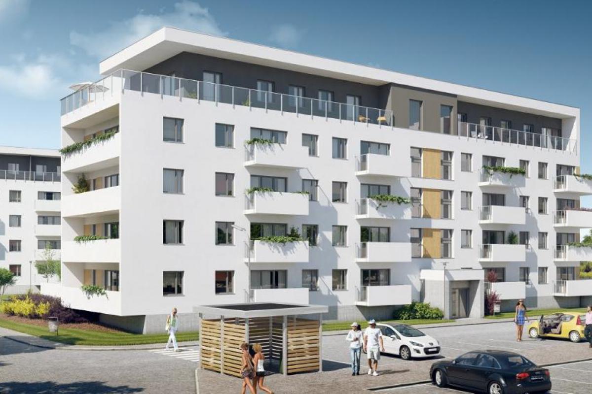 Apartamenty 3 Diamenty - inwestycja wyprzedana  - Opole, Zaodrze, ul. Szymona Koszyka, Atlantis-Deweloper Sp. z o.o. - zdjęcie 1