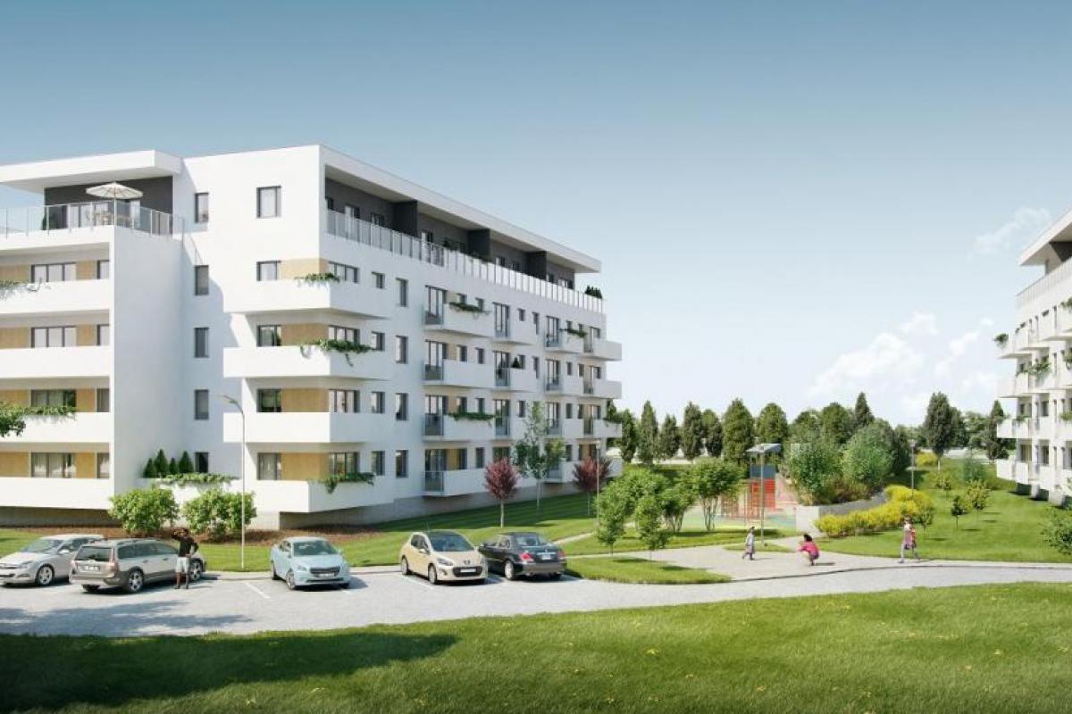 Apartamenty 3 Diamenty - inwestycja wyprzedana  - Opole, Zaodrze, ul. Szymona Koszyka, Atlantis-Deweloper Sp. z o.o. - zdjęcie 2