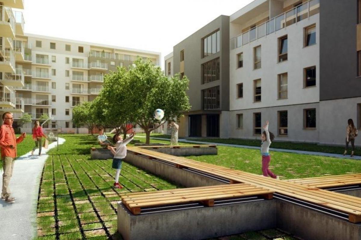 Apartamenty Kasztelańskie - inwestycja wyprzedana  - Opole, Zaodrze, ul. Szymona Koszyka, Atlantis-Deweloper Sp. z o.o. - zdjęcie 1