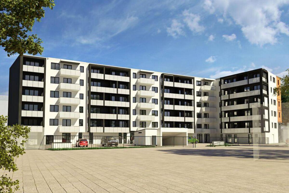 Osiedle Centrum - Botaniczna - Białystok, Centrum, ul. Botaniczna, Yuniversal Podlaski Sp. z o.o. - zdjęcie 2