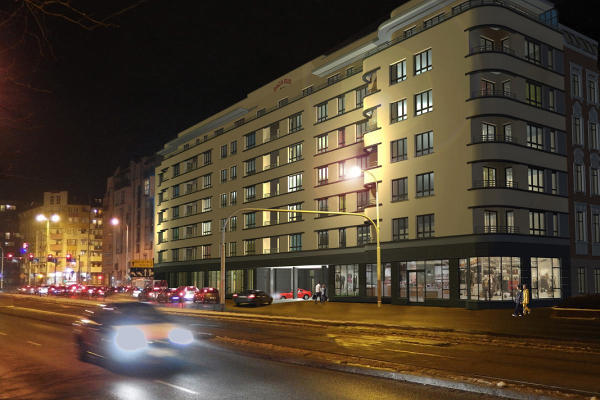 Kardynała Stefana Wyszyńskiego - Wrocław, Ołbin, ul. Wyszyńskiego, PBO DACH BUD Sp. z o.o. - zdjęcie 5