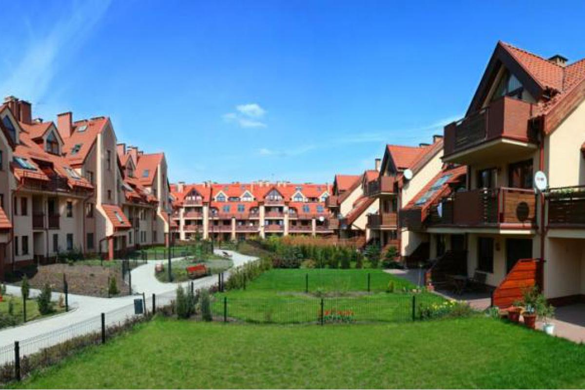 Osiedle Złota Podkowa - Wrocław, ul. Zwycięska, Rafin Sp. z o. o. - Sp. k. - zdjęcie 1