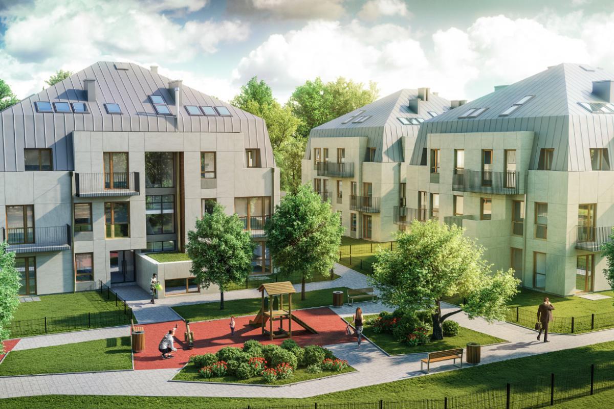 Villa Rosenthal - Wrocław, Różanka, ul. Osobowicka, INTER-ES Deweloper Piotr Ponikowski Sp. z o. o. SKA - zdjęcie 1