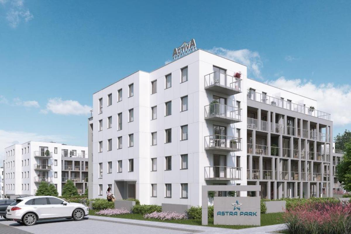 Astra Park - Gdańsk, Jasień, ul. Turzycowa, ACTIVA Sp. z o.o. - zdjęcie 1
