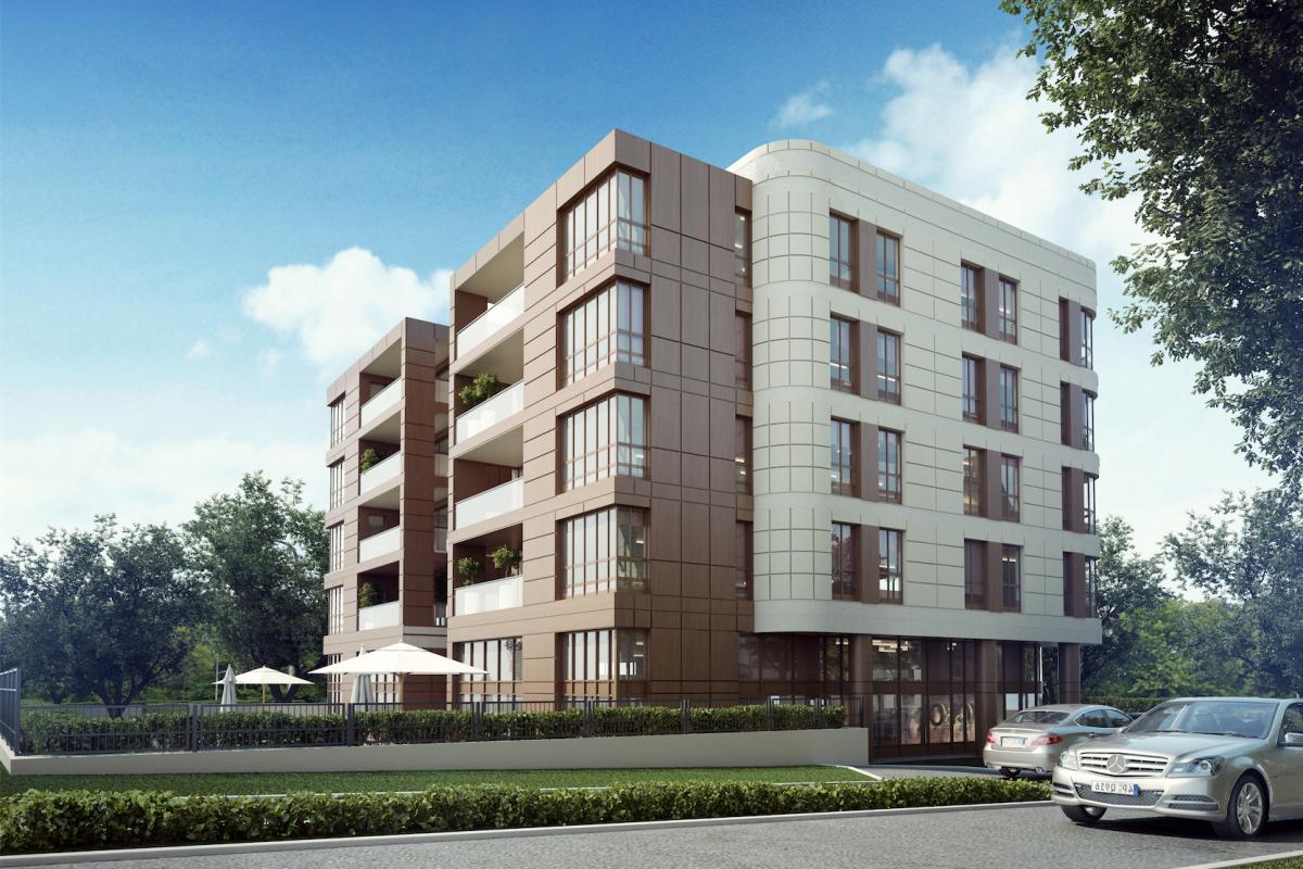Villa Clasica - Warszawa , Wierzbno, ul. Merliniego 9, SABE INVESTMENTS Sp. z o. o. - zdjęcie 2