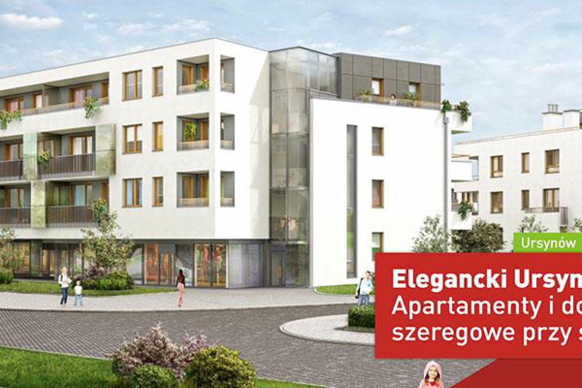 Zielony Nugat - Warszawa, Ursynów - Centrum, ul. Kokosowa, Rogowski Development Sp. z o.o. - zdjęcie 1