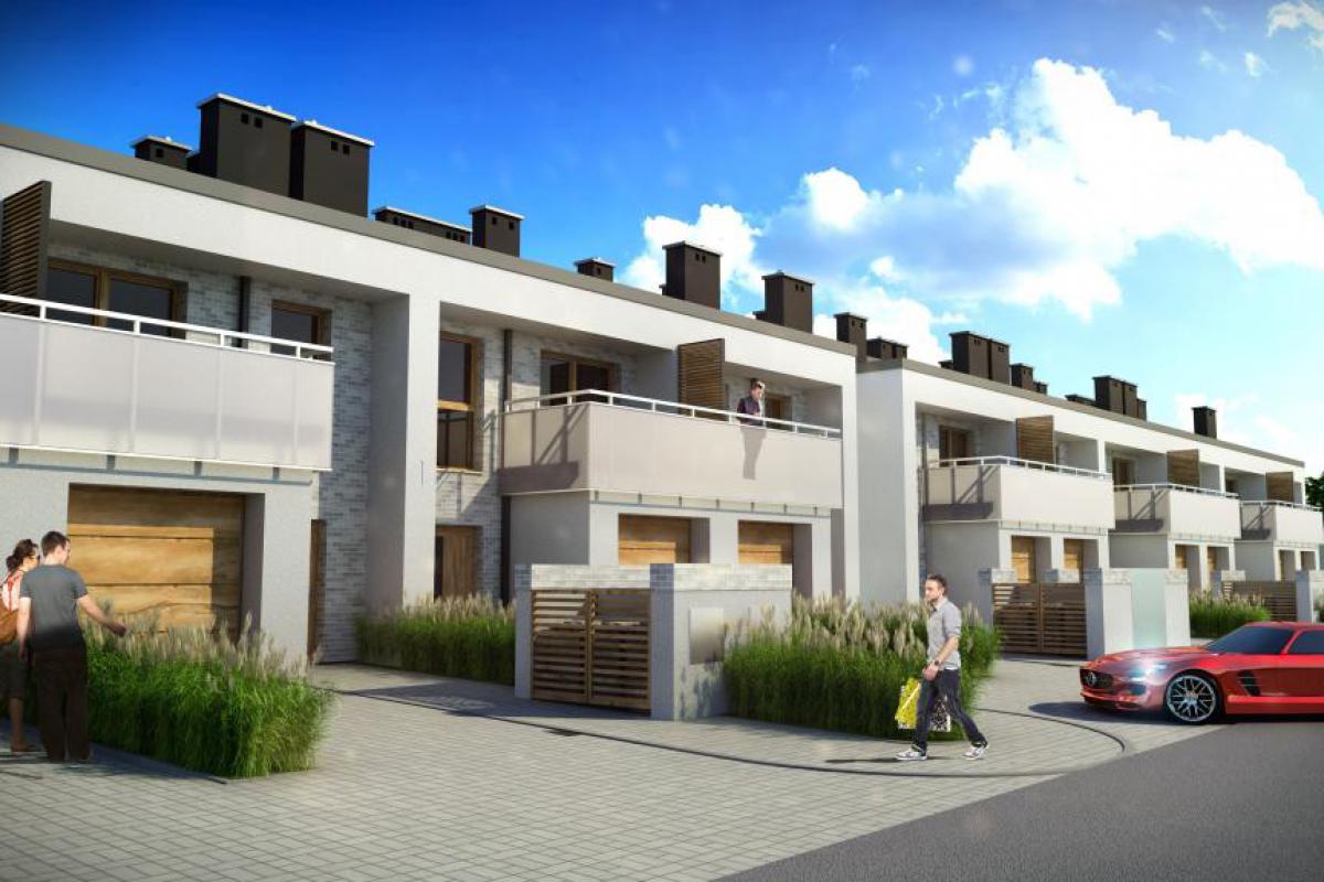 Brylantowa Nova - domy - Wrocław, Ołtaszyn, ul. Brylantowa, DR Developer Sp. z o.o. - zdjęcie 1