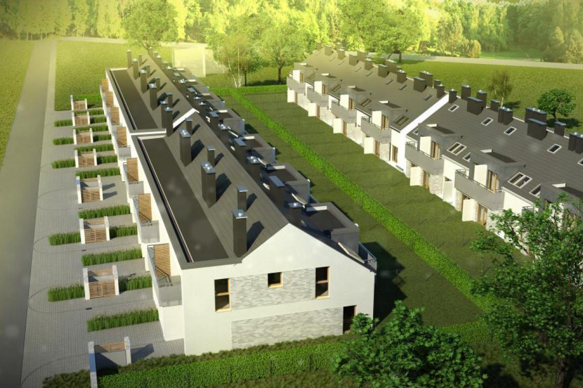 Brylantowa Nova - domy - Wrocław, Ołtaszyn, ul. Brylantowa, DR Developer Sp. z o.o. - zdjęcie 4