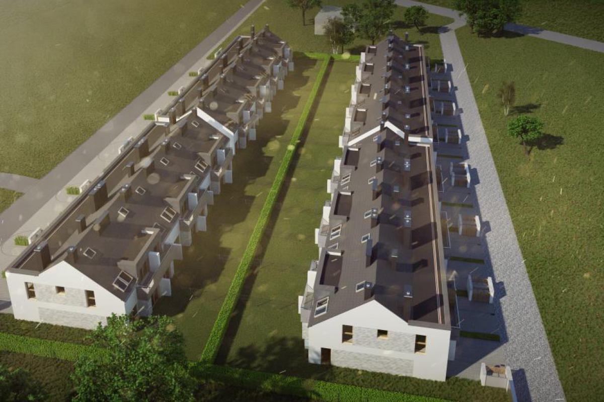 Brylantowa Nova - domy - Wrocław, Ołtaszyn, ul. Brylantowa, DR Developer Sp. z o.o. - zdjęcie 5