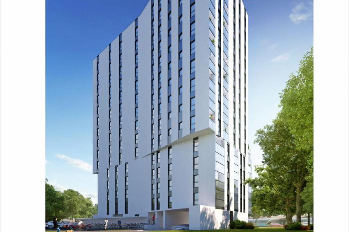 Apartamenty Mogilska - etap I - Kraków, Grzegórzki, ul. Mogilska, Activ Investment Sp. z o.o. - zdjęcie 1