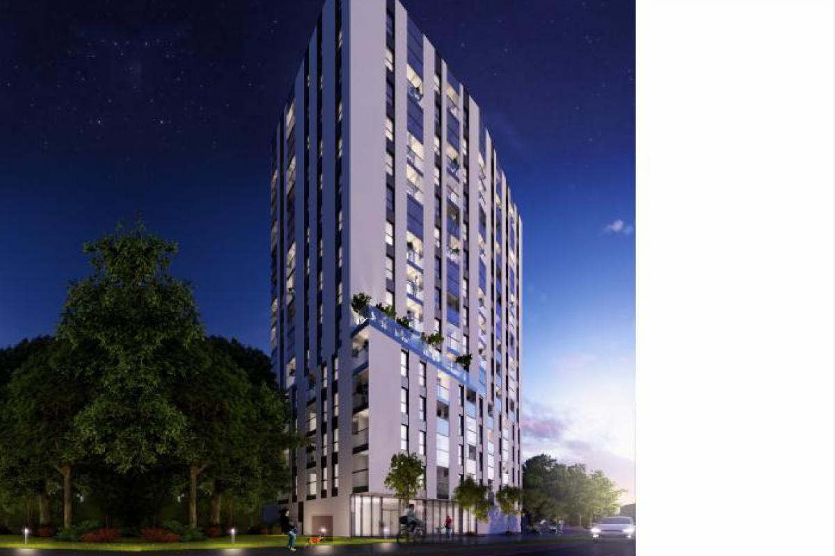 Apartamenty Mogilska - etap I - Kraków, Grzegórzki, ul. Mogilska, Activ Investment Sp. z o.o. - zdjęcie 2