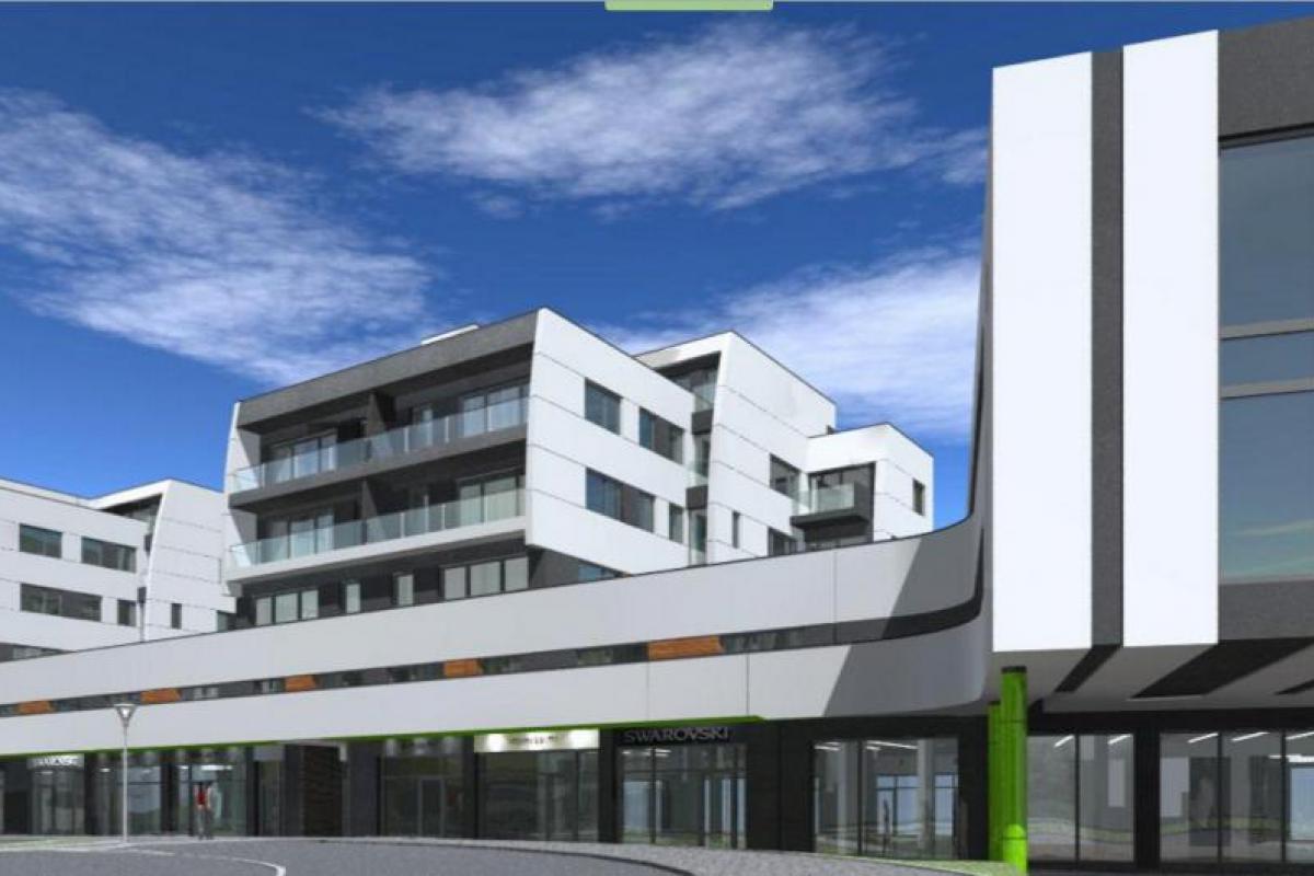 Apartamenty  - Katowice, Piotrowice, ul. Bażantów, Millenium Inwestycje Sp. z o.o. - zdjęcie 2