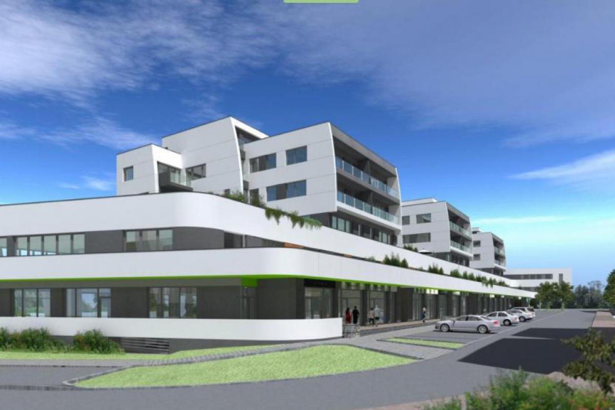 Apartamenty  - Katowice, Piotrowice, ul. Bażantów, Millenium Inwestycje Sp. z o.o. - zdjęcie 3