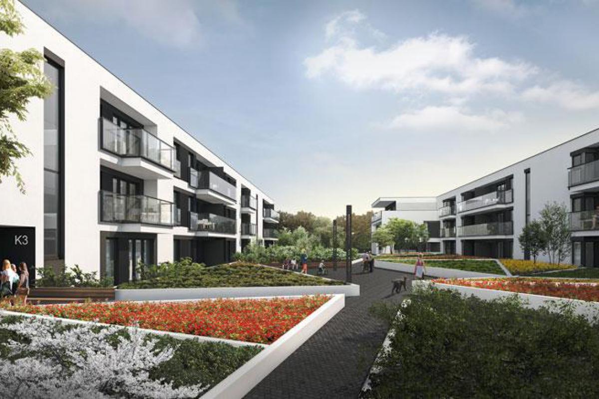 Rubikon Residence III - Warszawa, Siekierki, ul. Bluszczańska, APM Development - zdjęcie 1