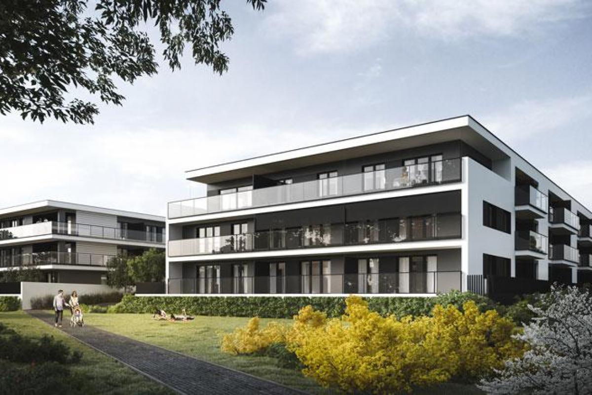 Rubikon Residence III - Warszawa, Siekierki, ul. Bluszczańska, APM Development - zdjęcie 2