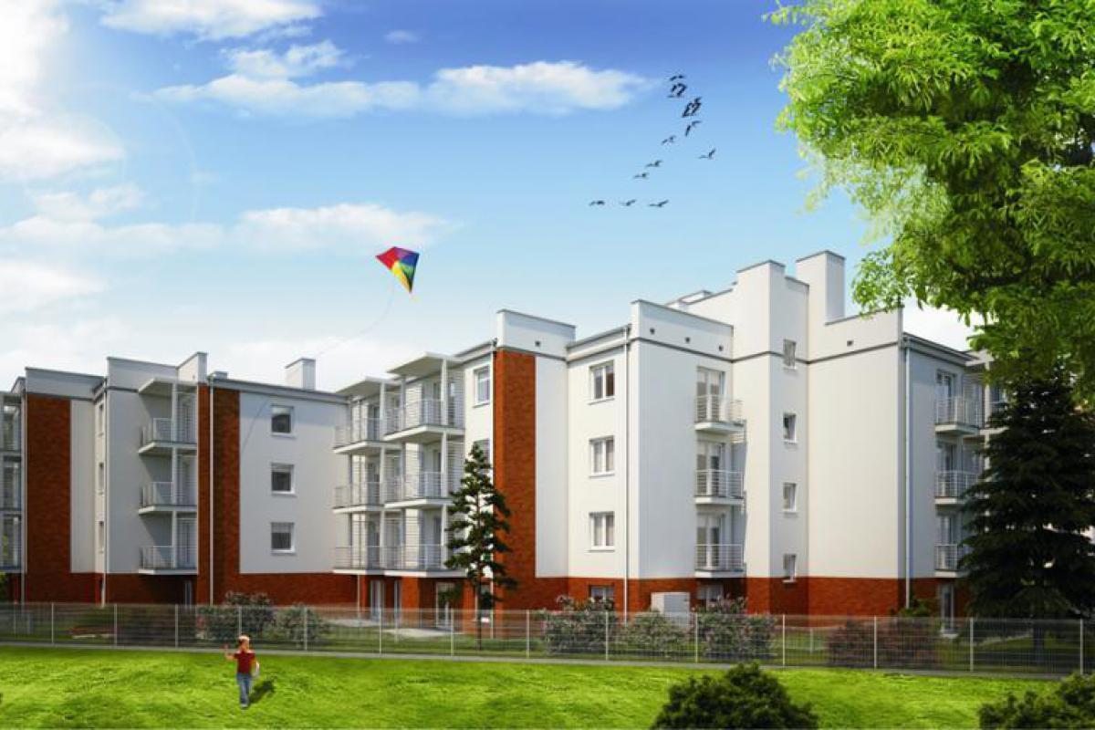 Zabrodzka 2 - 4 - Wrocław, Klecina, ul. Zabrodzka 2-4, Egeria Development Sp. z o.o. - zdjęcie 3