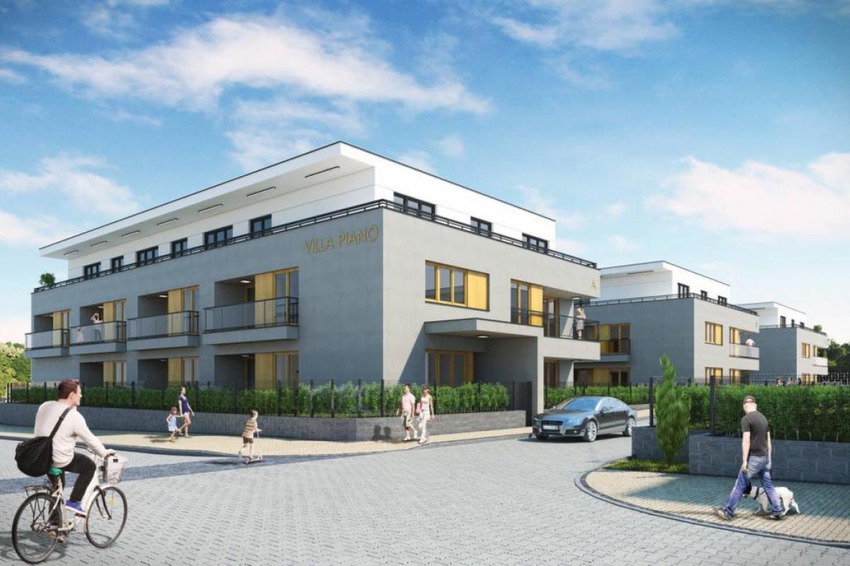 Villa Piano - Warszawa, Zawady, ul. Bruzdowa 100, City Villa sp. z o.o. - zdjęcie 1