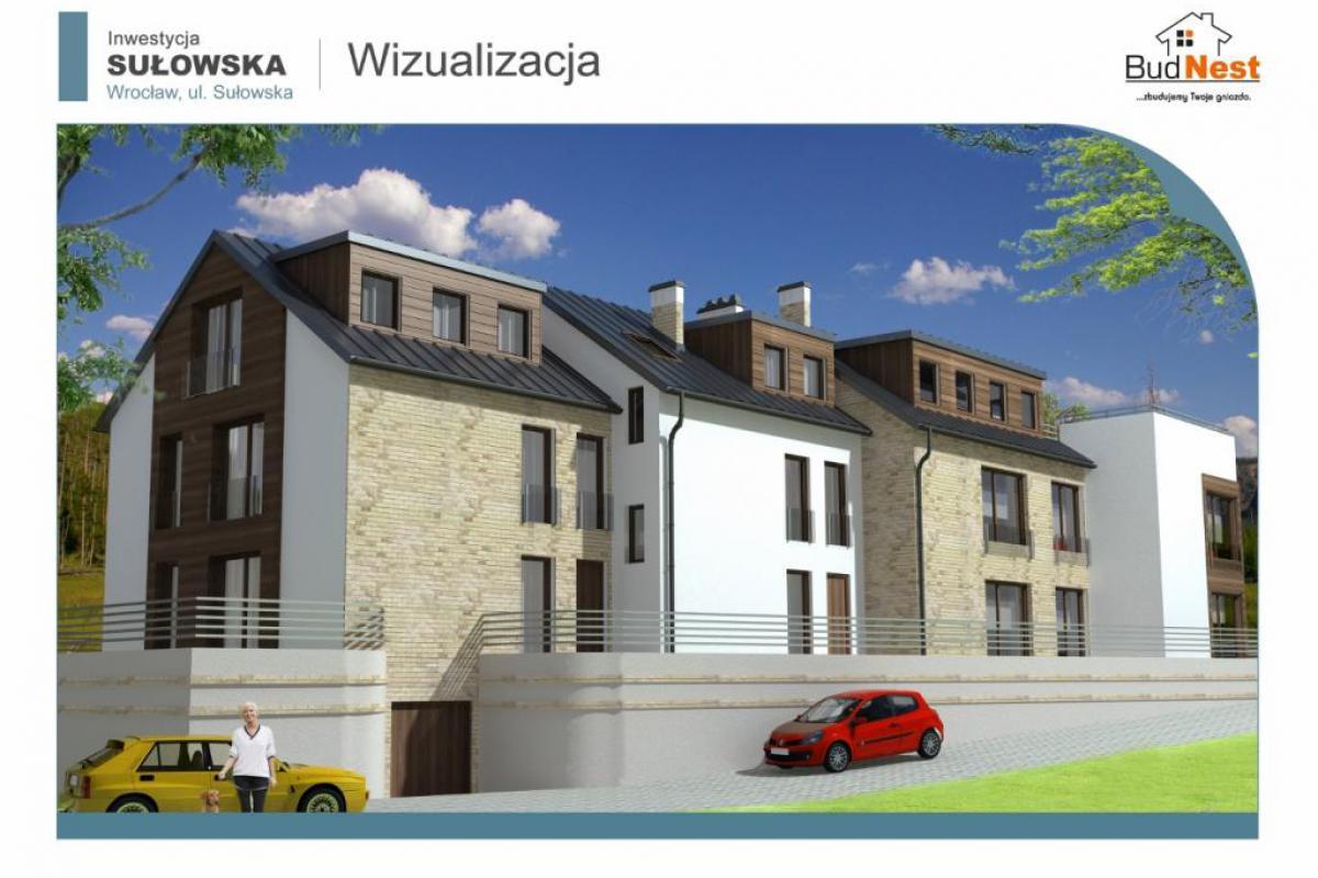 Sułowska - Wrocław, ul. Sułowska, BudNest Sp. z o.o. - zdjęcie 1