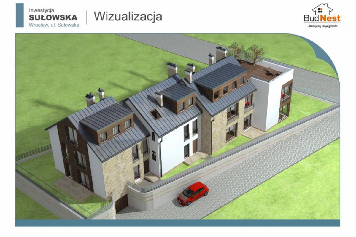 Sułowska - Wrocław, ul. Sułowska, BudNest Sp. z o.o. - zdjęcie 3