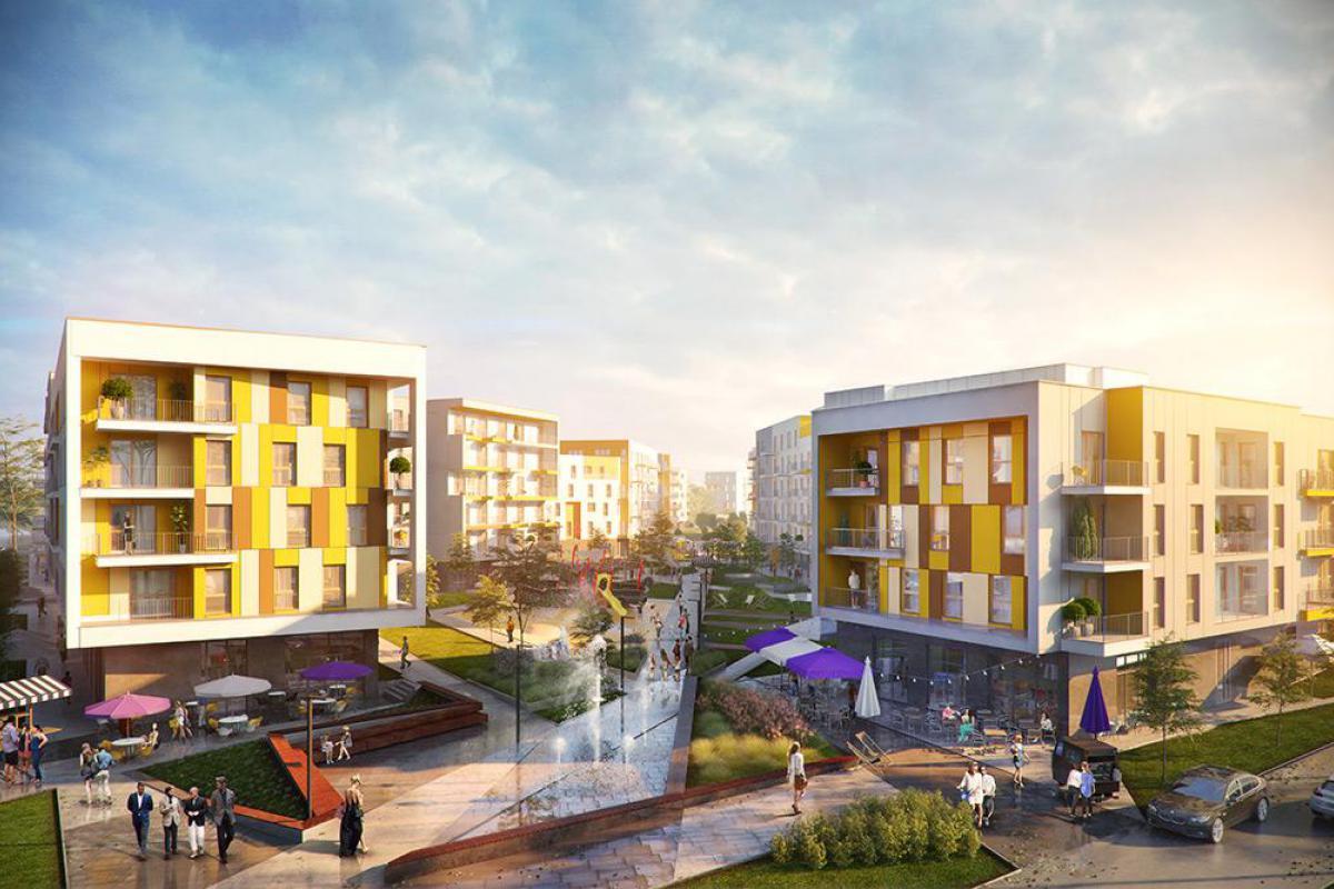 Miasto Moje - Warszawa, Żerań, ul. Marywilska 58, Ronson Development - zdjęcie 2