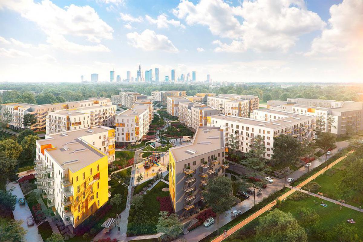 Miasto Moje - Warszawa, Żerań, ul. Marywilska 58, Ronson Development - zdjęcie 1