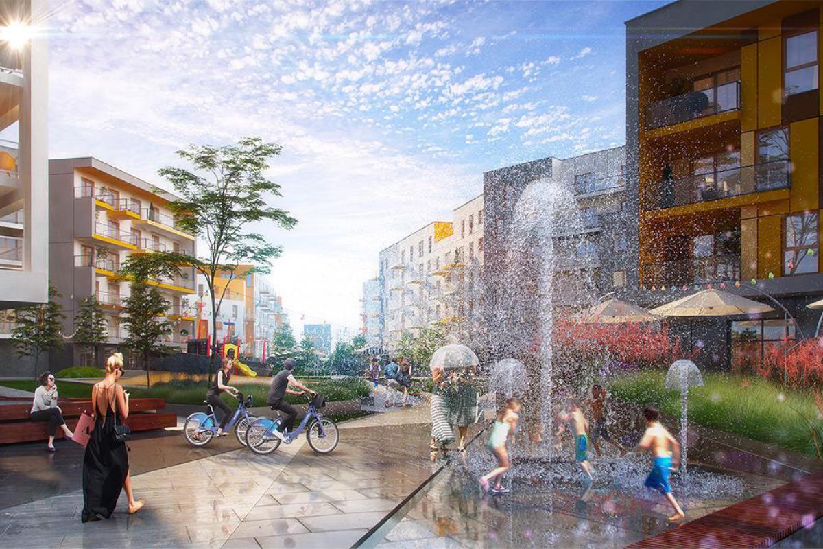 Miasto Moje - Warszawa, Żerań, ul. Marywilska 58, Ronson Development - zdjęcie 3