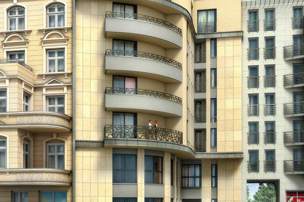 Budynek usługowo mieszkalny - Wrocław, Nadodrze, ul. Jedności Narodowej 93-93a, Locum Investment Sp. z o.o. - zdjęcie 1