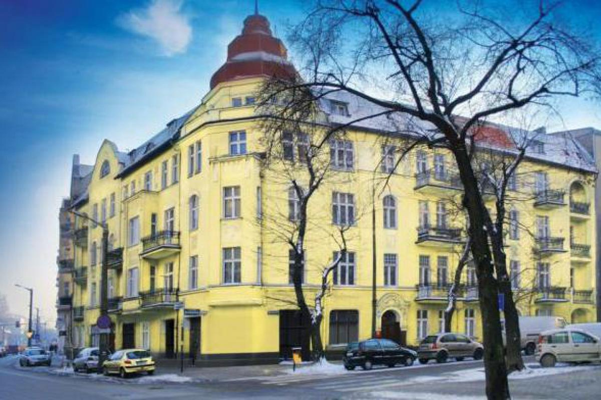 Wyspiańskiego 13 - Poznań, Stary Grunwald, ul. Wyspiańskiego 13, Aiga Investments Sp. z o.o. - zdjęcie 1